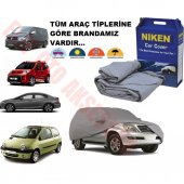 Skoda Rapid 2012 2017 Oto Brandası& Dış Örtüsü & Kılıfı