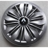 Renault Laguna 14 inch Kırılmaz Esnek Jant Kapağı Takımı