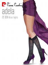 Pierre Cardin Desenli Dizaltı Çorap Adela