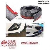 TOYOTA Yaris Karbon/Siyah EZ LİP Ön Tampon Eki-3