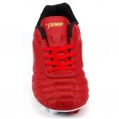 Jump 13256 Siyah Kırmızı Haki Erkek Krampon 40-44 3 RENK-2