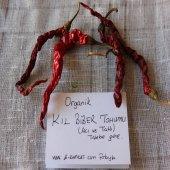 Kıl Biberi Tohumu (Organik + 10)