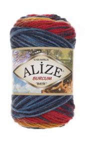 Alize Burcum Batik El Örgü İpliği