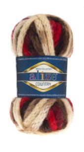 Alize Country El Örgü İpliği