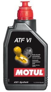 Motul ATF VI 1 Litre Otomatik Şanzuman Yağı