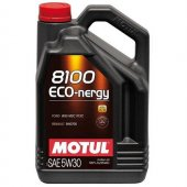 Motul 8100 Eco Nergy Sae 5w30 4 Litre Motor Yağı