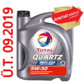 Total Quartz İneo Ecs 5w30 4 Litre Motor Yağı