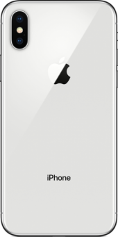 Apple iPhone X 64GB Silver Gümüş ( Apple Türkiye Garantili )-2