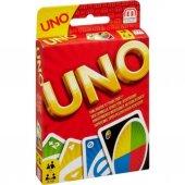 Mattel Uno Kartlar (Türkçe) Orjinal Uno Oyunu