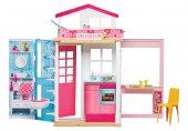 Barbie Dvv47 Yeni Portatif Evi