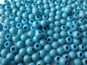 100 gr Toptan Plastik Kristal Boncuk Takı Aksesuar Süsleme-3