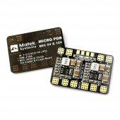 Mateksys Micro Pdb W Bec 5v & 12v
