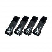 RJX HOBBY - Batarya Sabitleyici Velcro Kayış (200X20mm X 4 Adet -