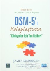 Dsm 5i Kolaylaştıran Klinisyenler İçin Tanı Rehberi Nobel Yayınl