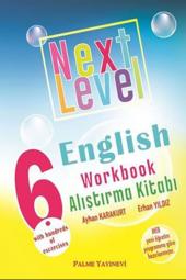 6. Sınıf Next Level English Workbook Alıştırma Kitabı Palme Kitabevi