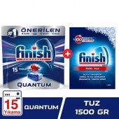 Finish Quantum 15 Tablet Bulaşık Makinesi...
