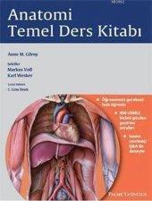 Anatomi Temel Ders Kitabı Palme Kitabevi