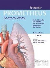 Prometheus Anatomi Atlası 2. Cilt İç Organlar Palme Kitapevi