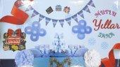 12 Kişilik Doğum Günü Parti Seti