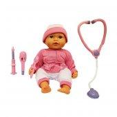 Yabidur Oyuncak Anne Sevgisi Doktor Setli Ateşlenen Bebeğim-2