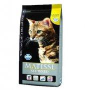 Matisse Neutered Kısır Tavuklu Kedi Maması 1,5...