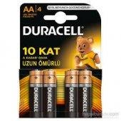 Duracell Alkalin Aa Kalem Pil 4lü Paket