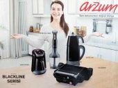 Arzum Ar 9009 Blackline 4lü Mutfak Robotu Çeyiz...