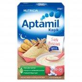 Aptamil Sütlü Bisküvili Kaşık Maması 250 Gr