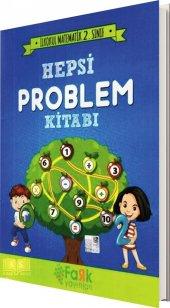 2.sınıf Hepsi Problem Kitabı Fark Yayınları