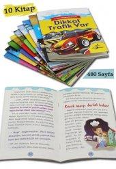 2. Sınıf Okuma Kitapları Seti - 10 Kitap - 480 Sayfa