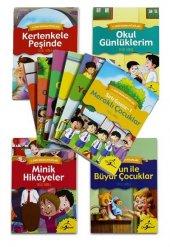 4. Sınıf Okuma Kitapları Seti 10 Kitap 960 Sayfa