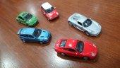 Cararama Mini Metal Model Araçlar 5 Adet 1 :72 Ölçek  Koleksiyon M1