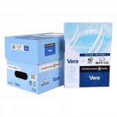 Vera A4 Fotokopi Kağıdı 80gr 1 Koli 5 Paket 2500 Sayfa