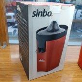 Sinbo Narenciye Sıkacağı Sulu Meyve Sıkacağı SJ-3145-7