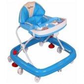 Babyhope 216 Oyuncaklı Yürüteç Mavi