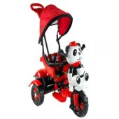 Babyhope 127 10 Little Panda Üçteker Bisiklet...