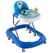 Babyhope 213 Star Yürüteç Mavi