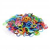 Rengarenk Bileklik Yapma Seti Rainbow Bands