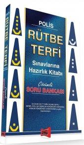 Yargı Yayınları 2017 Rütbe Terfi Sınavlarına...