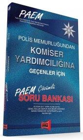 Yargı Yayınları 2017 Paem Komiser...