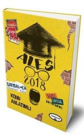 Yediiklim Yayınları 2018 Ales Sayısal Eşit Ağırlıklı Adaylar İçin Konu Anlatımı