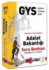 Yargı Yayınları Gys Adalet Bakanlığı Açıklamalı...
