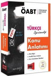 Yargı Yayınları Öabt De Ayrı Türkçe Öğretmenliği Konu Anlatımı