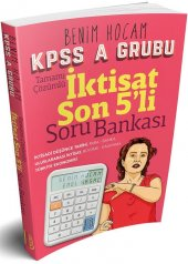 Benim Hocam Yayınları Kpss A İktisat Son 5 Li...