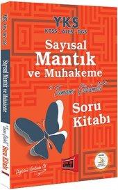 Yargı Yayınları Yks Kpss Ales Dgs Sayısal Mantık Ve Muhakeme Tamamı Çözümlü Soru Kitabı