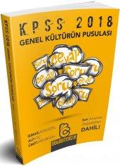 Doğru Tercih Yayınları 2018 Kpss Genel Kültürün Pusulası Soru Cevap