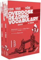 Benim Hocam Yayınları YDS YKSDİL YÖKDİL Overdose Reading Vocabulary Skills