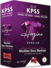 Yargı Yayınları 2019 KPSS Genel Yetenek Genel Kültür Hazine Sorular Çözümlü ve Cevaplı Modüler Soru Bankası