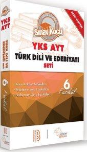 Benim Hocam Yayınları AYT Türk Dili ve Edebiyatı Sınav Koçu Konu Anlatımlı 6 Fasikül Set