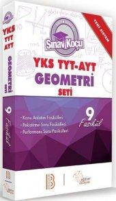 Benim Hocam Yayınları Tyt Ayt Geometri Sınav Koçu Konu Anlatımlı 9 Fasikül Set